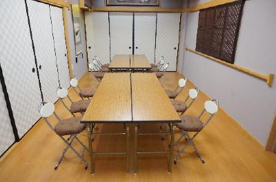 会議室使用例(ルーム2)